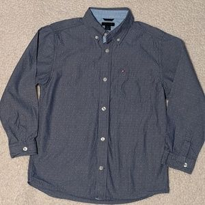 Tommy Hilfiger Boy's Button up Shirt sz 7